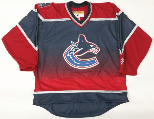 b731dcd88c8 complete history of the Vancouver Canucks NHL Uniforms... - Canucks ...