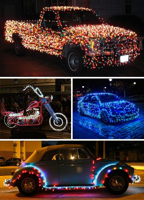 For The Love Of Santa 22 Crazy Decorations Christmas Car Decorations Christmas Decorations Merry Christmas Funny