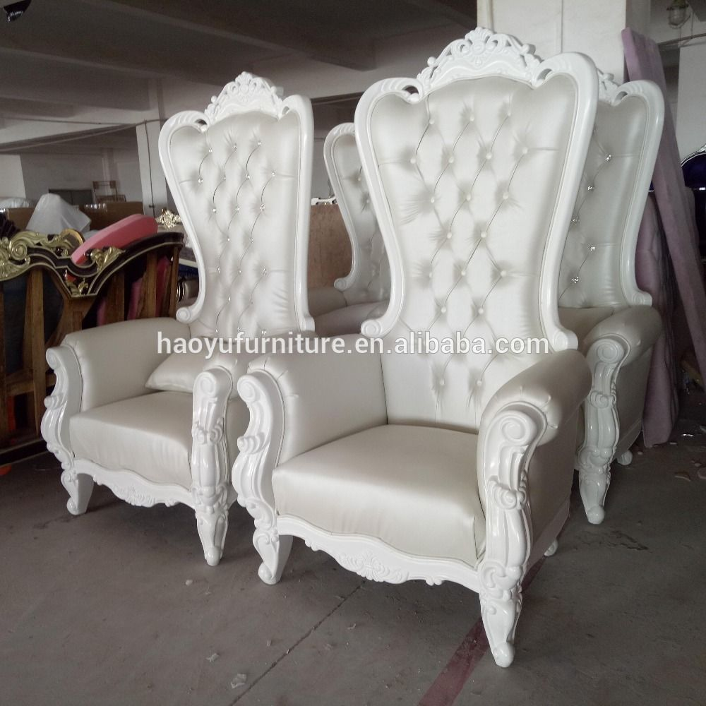 Hb15 barato rey trono silla silla trono real rey silla for Muebles rey sillas