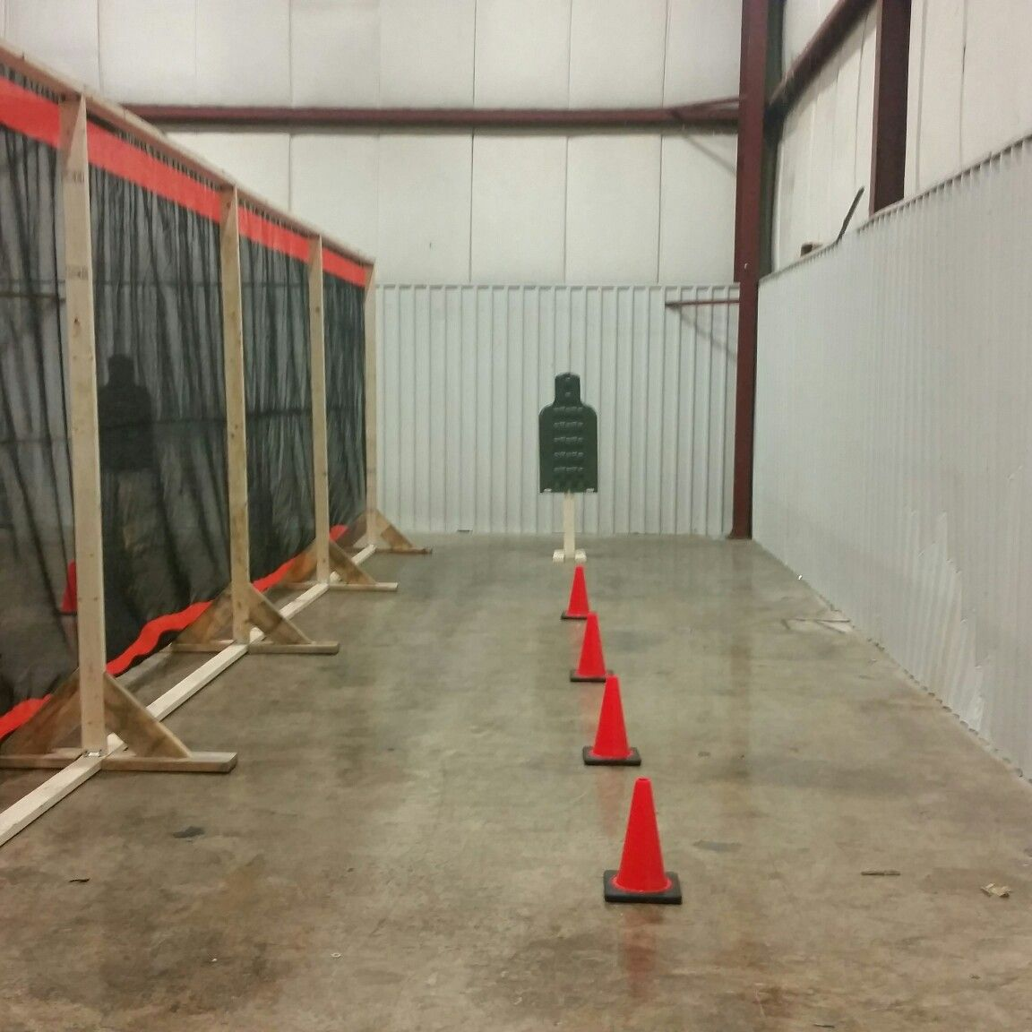 "45 Days to Grand Opening! Check us out on Facebook at ""Defensor Inc"" or our website at: www.DefensorInc.com"