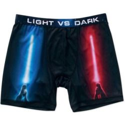 Star Wars Light VS. Dark Men's Boxer Brief