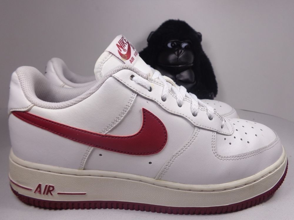 Nike Air Force One AF 1 82' Basketball Shoes Size 6 #Nike
