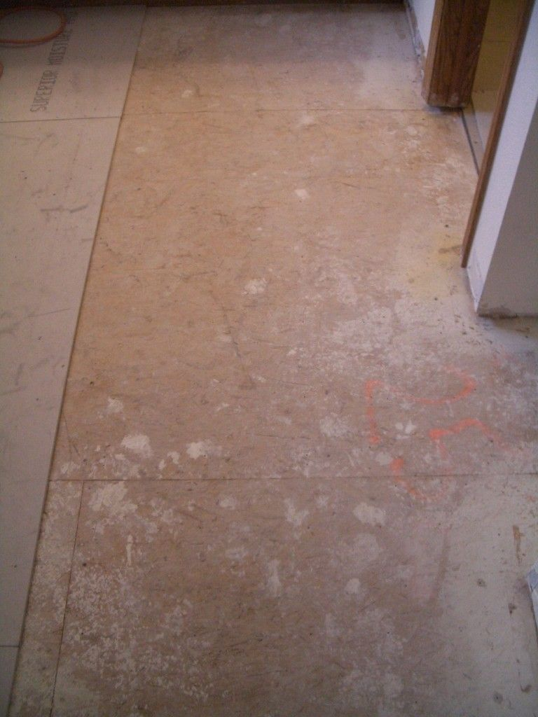 How To Correctly Install Cement Backer Board For Tile Flooring