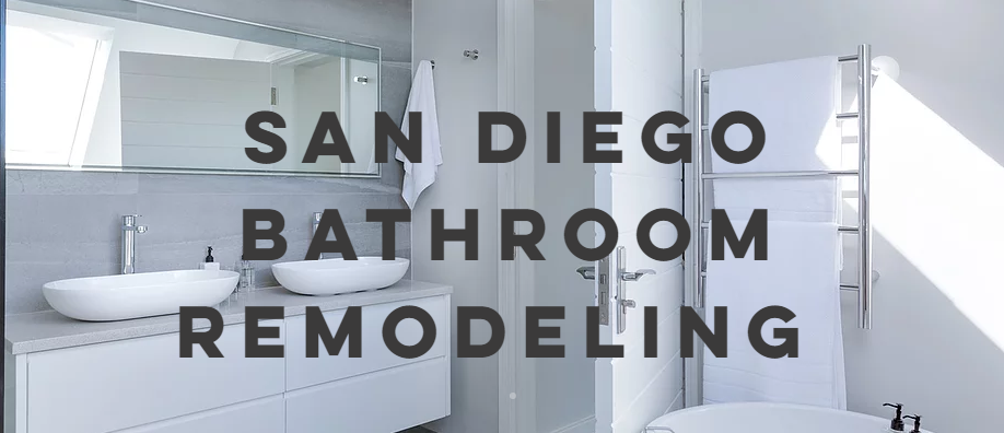 Bathroom Remodel San Diego Bathroom Remodel Experts Bathroom
