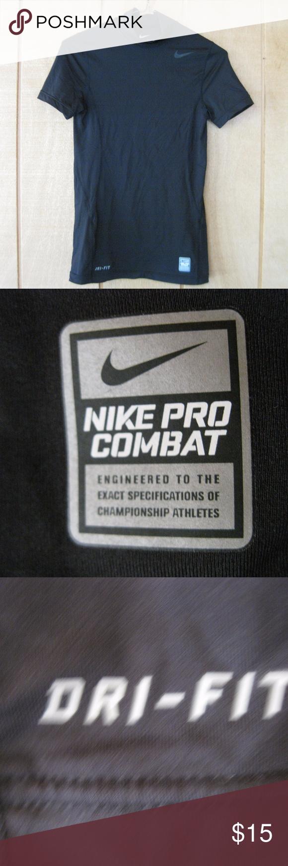 Women s Nike Pro-Combat Dri-Fit Compression Shirt Women s Nike Pro-Combat  Dri f2f97959b9