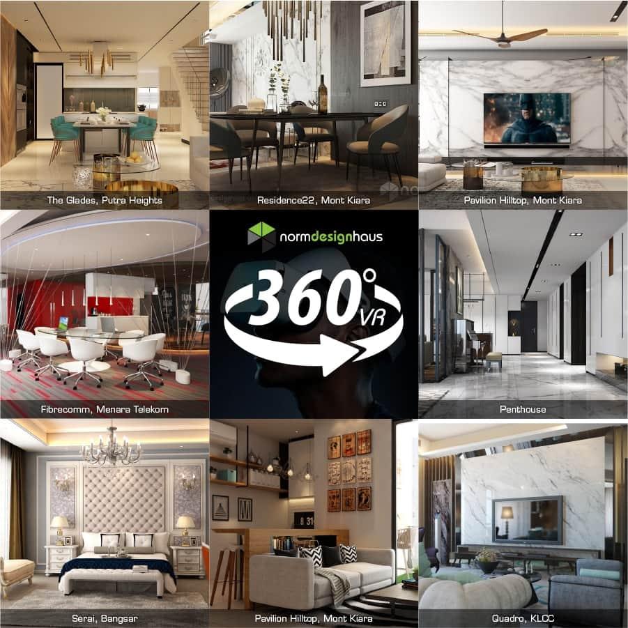 Modern Interior Design Malaysia With Virtual Reality Visualization Kitchen Interior Design Modern Best Home Interior Design Creative Interior Design