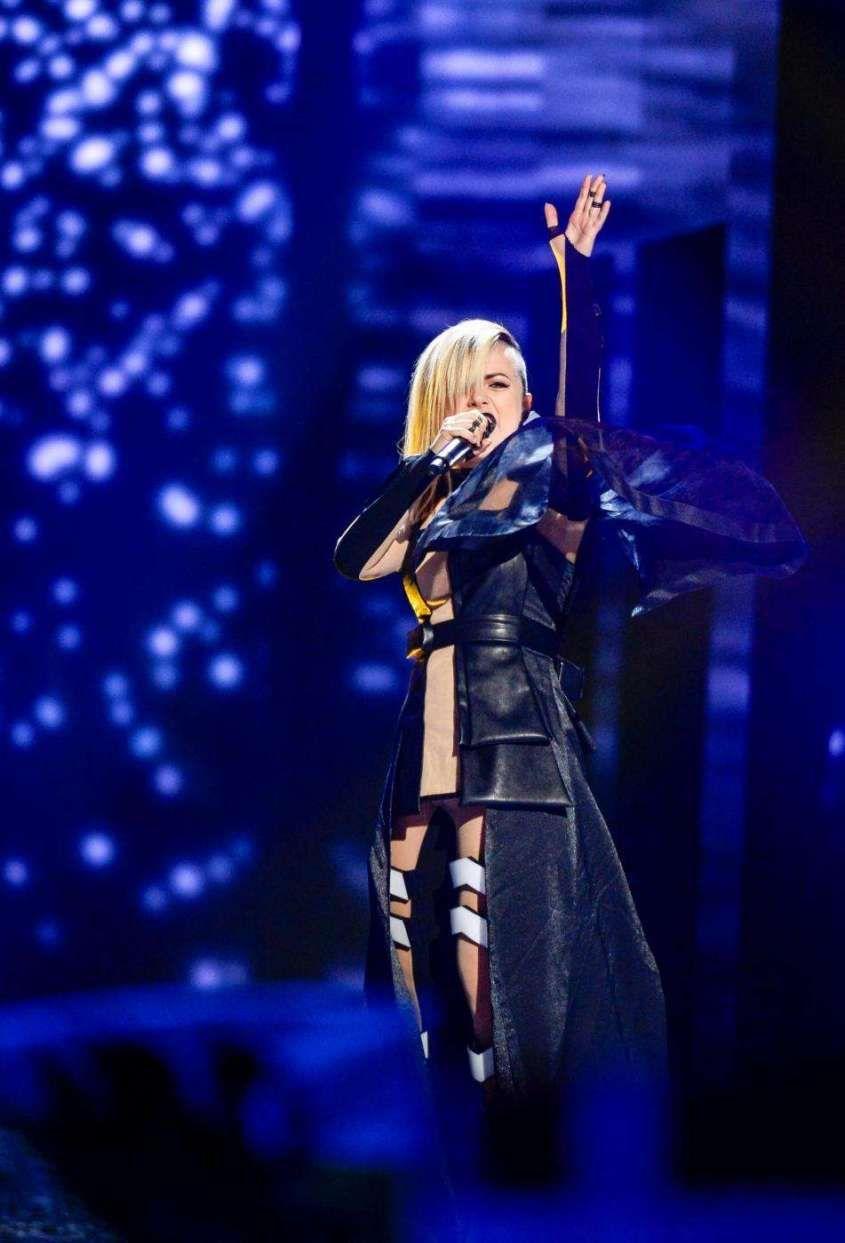 I look all'Eurovision Song Contest 2016 - Il look di Poli Genòva - Bulgaria