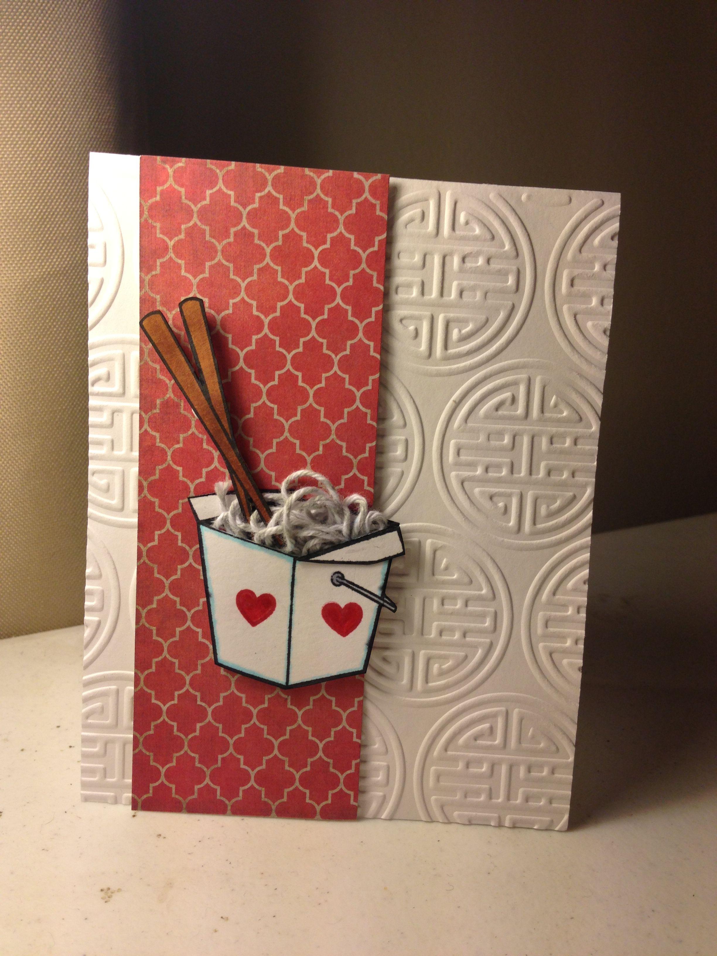 take out box chopsticks adhesive and box