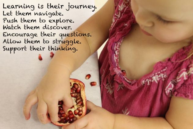 Learning is their Journey. #ReggioEmilia #Houston (blog attached)
