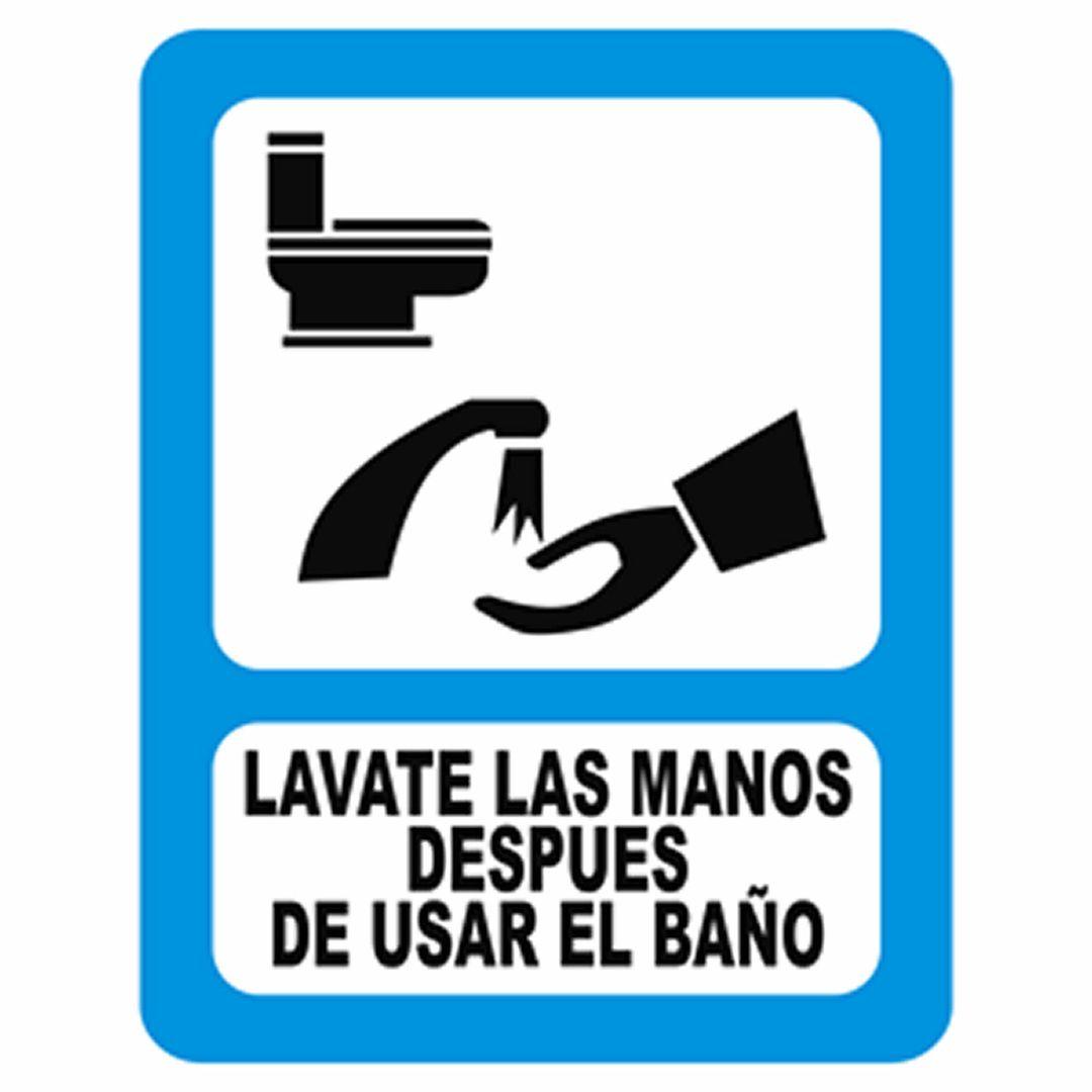 Image result for LAVATE LAS MANOS DESPUES DE USAR EL BAÑO | School ...