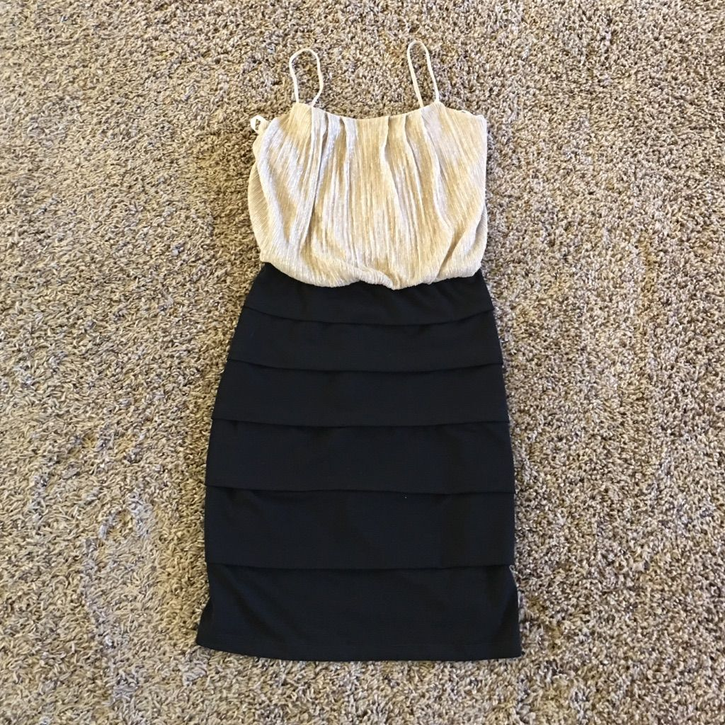Two tone party dress products