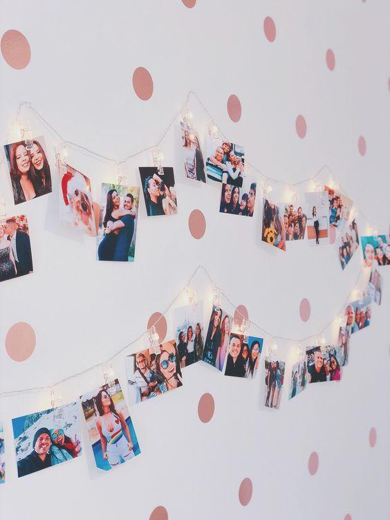 10 ideas diy para decorar tu cuarto en oro rosado