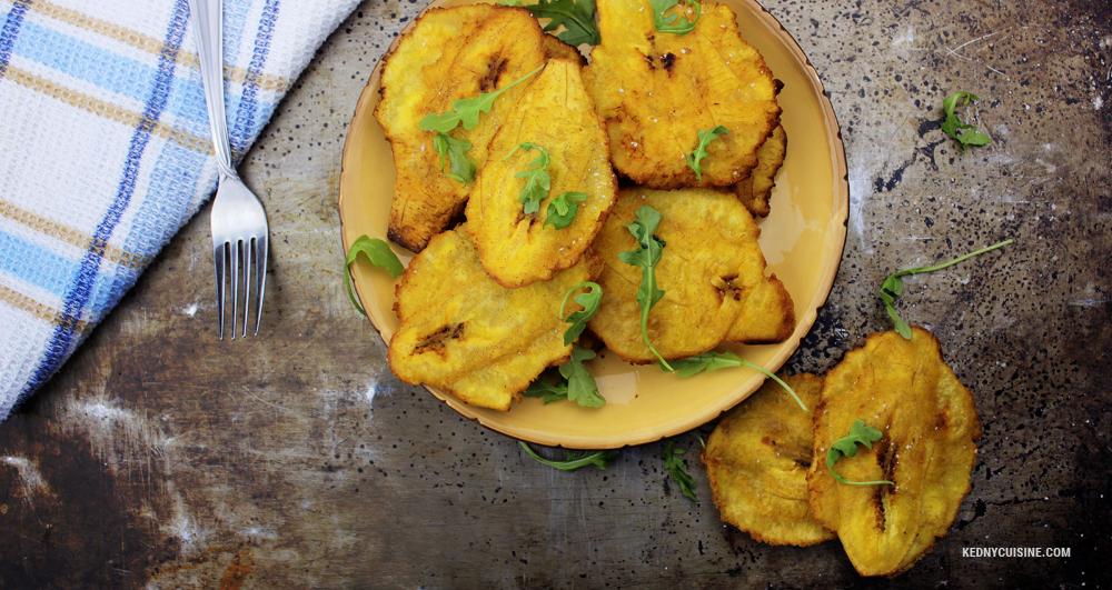 Bananes pesées – Kedny Cuisine | Haitian food recipes ...