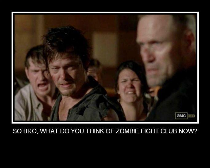 Motivational Memes Daryl Dixon The Walking Dead Walking Dead