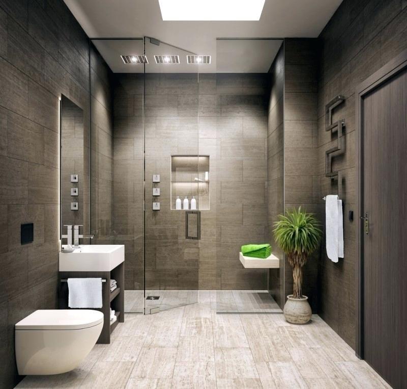 Image Result For Dark Walls Light Floors Bathroom Modern