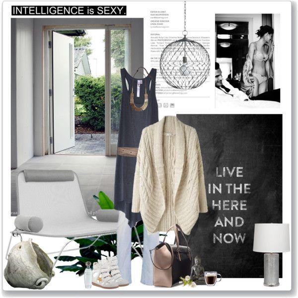 """minimal style"" by betina-reali on Polyvore"