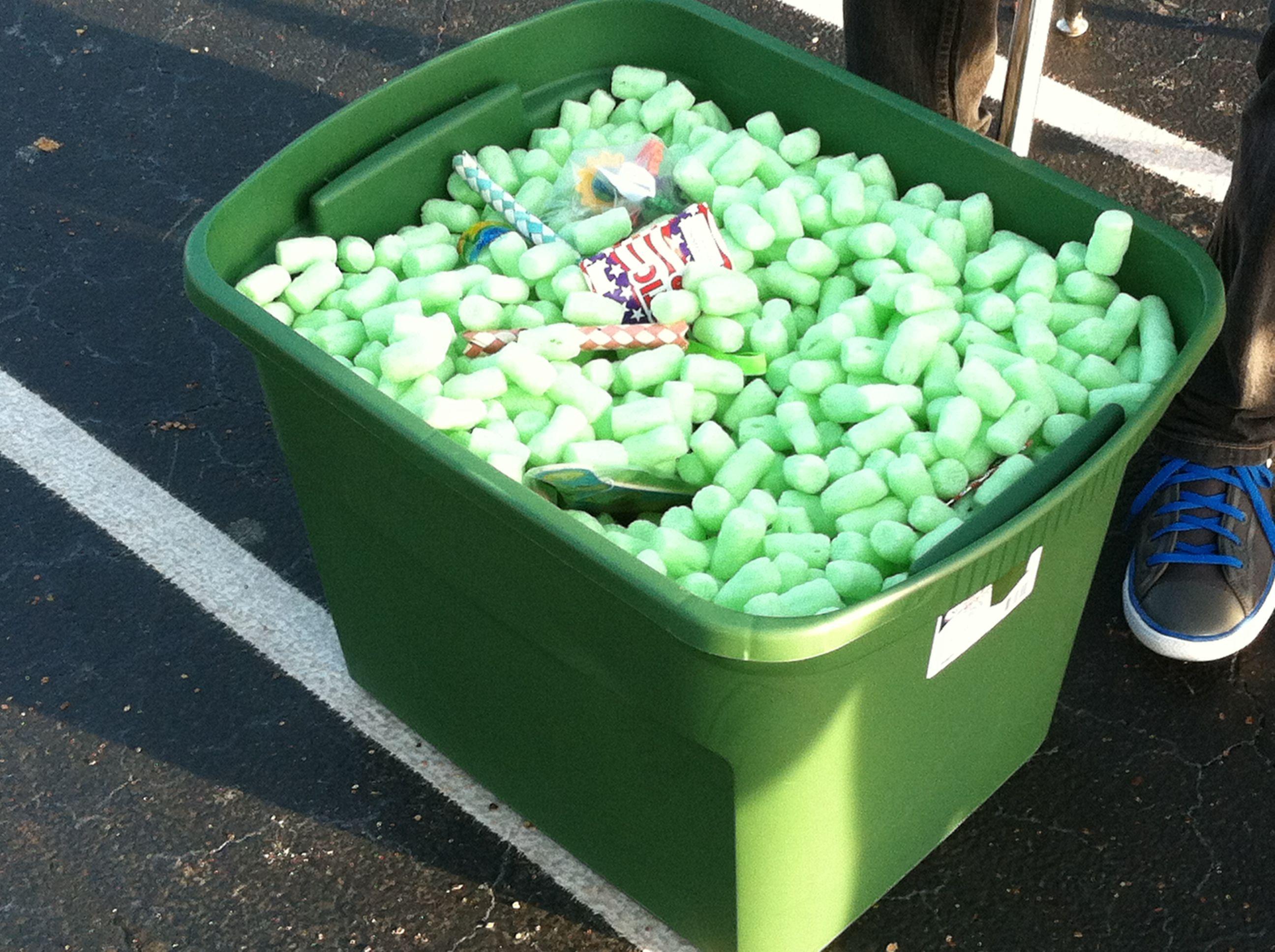 Elementary School Fall Festival Game Ideas Treasure Dig