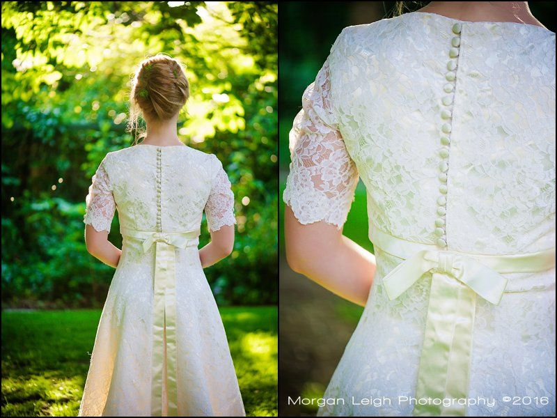 Date | May 2016 Location | Garden Park Ward Dress | Bride\'s ...
