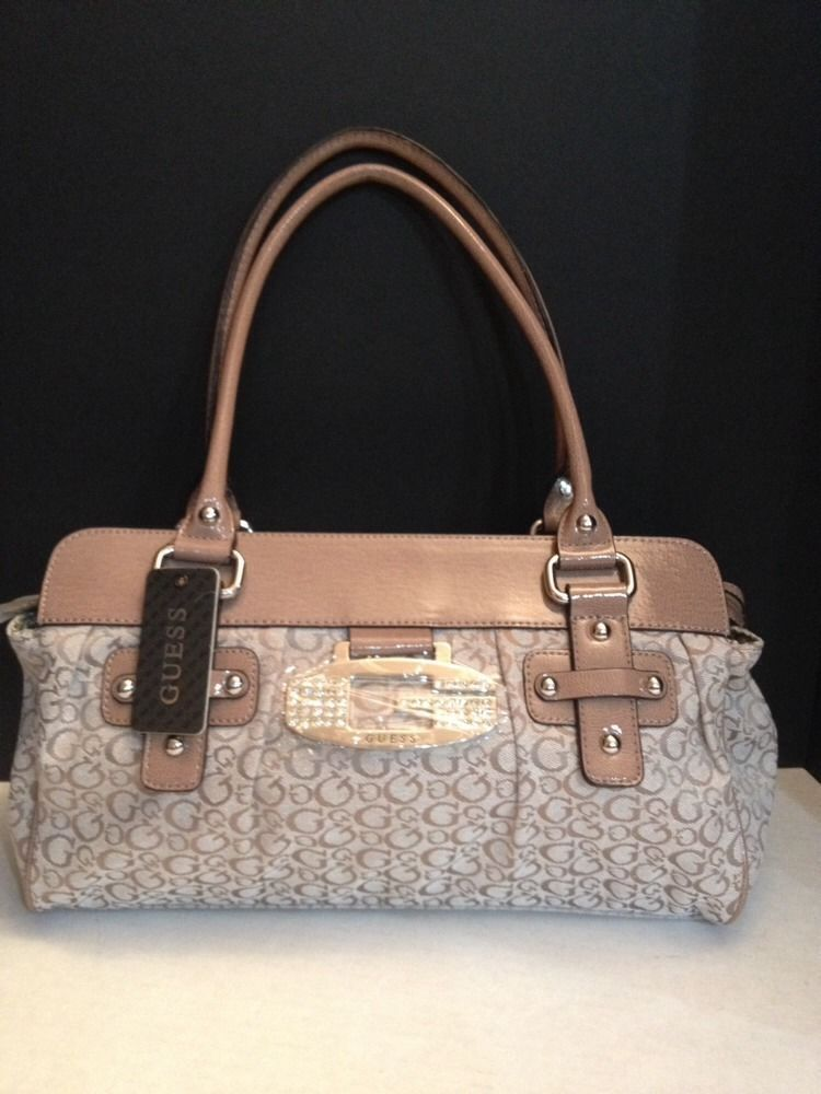 J World Of Products Guess Tansy Signature Tote Handbag 75 00