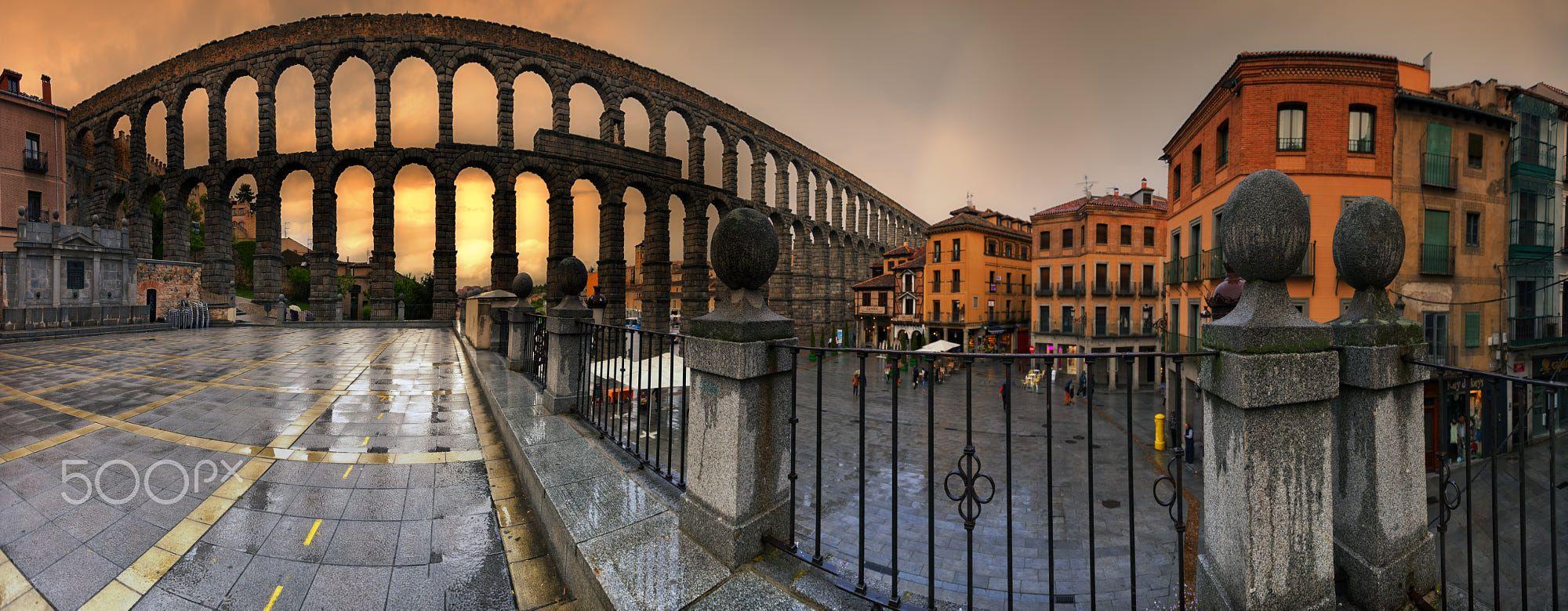 Segovia by Ana Tramont on 500px