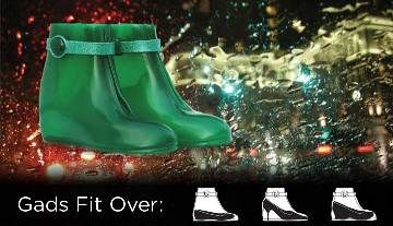 Gads® – Over-the Shoe Rain Boot