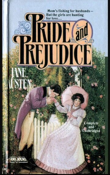 Jane Austin's Pride and Prejudice is my favorite book. I loved it. Plus I feel accomplished that I read it .