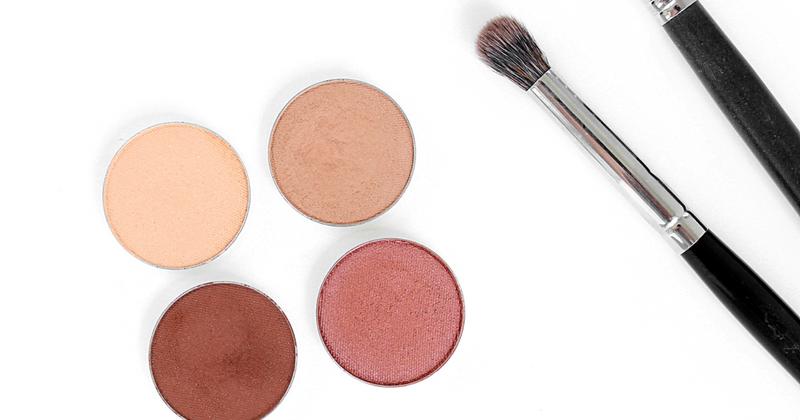 Makeup Geek Eye Shadow Quads Warm Tones Eyeshadow