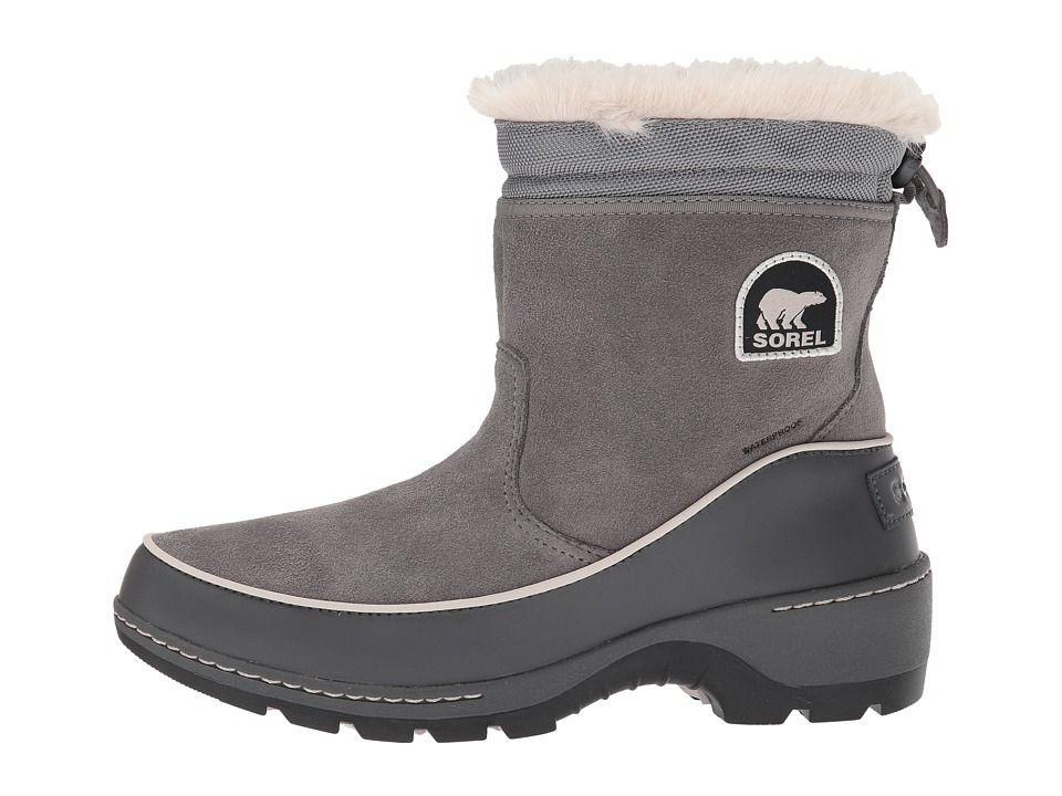 Sorel Tivoli Iii Pull On Women S Waterproof Boots Quarry