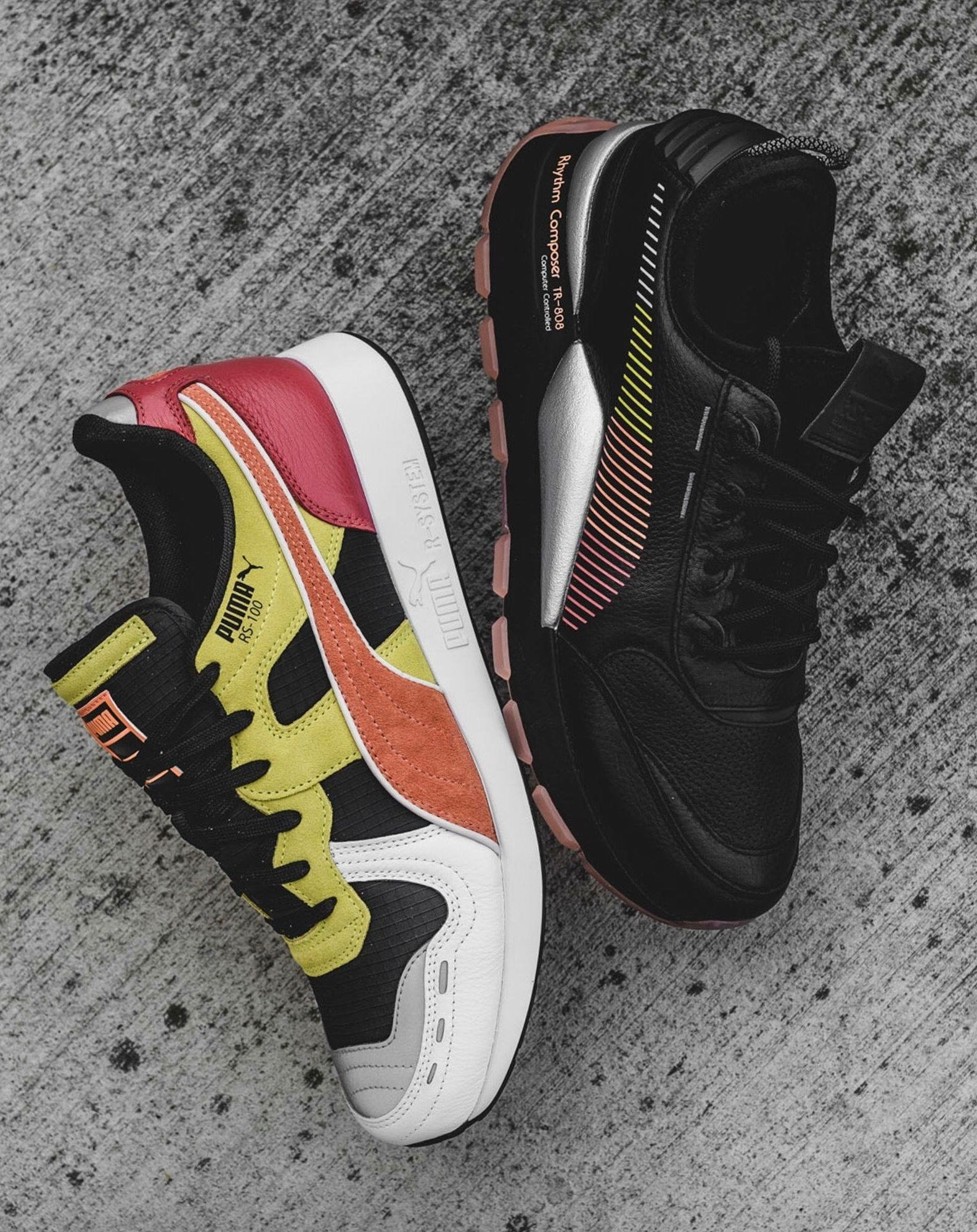 best sneakers dea69 25327 Roland x Puma R-System