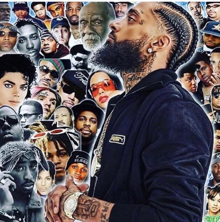 Nipsey Hussle Just trying to MOTIVATE (With images) Hip