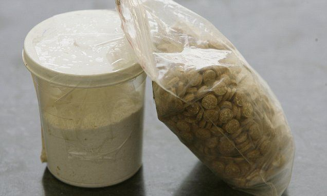 The small tablets of the highly addictive substance Captagon are produced in Syria and are credited with helping ISIS fighters in the country stay alert for days at a time during gruelling gun battles.