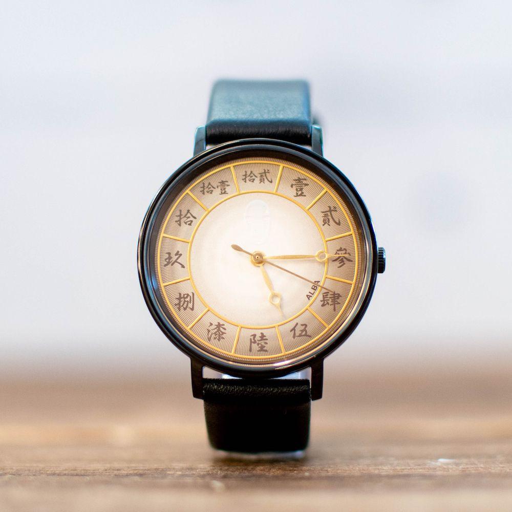 限定 千と千尋の神隠し 腕時計 セイコーalba Acck707 Ghibligoodsfan ジブリグッズファン 千と千尋の神隠し 腕時計 セイコー 千と千尋