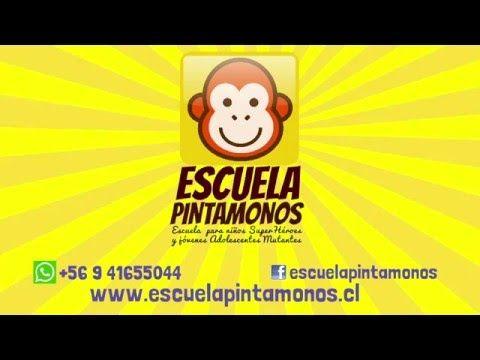 www.escuelapintamonos.cl - Escuela Digital  para niños y Jovenes Super-Heroes