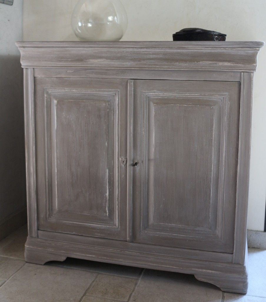 peindre un meuble en merisier meuble