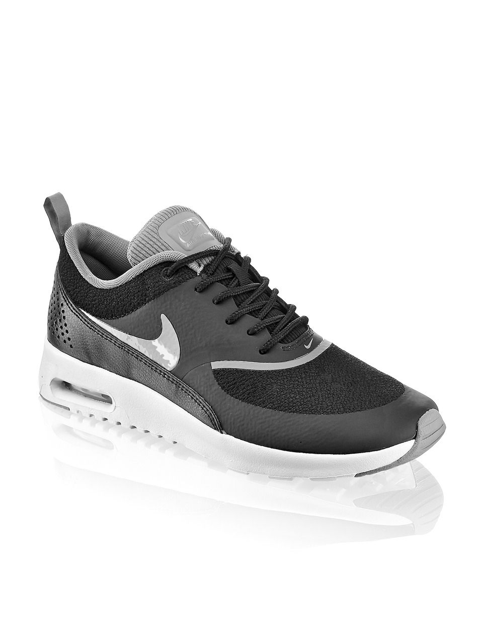 timeless design 88aef 4825c HUMANIC - Grey Nike Air Max Thea - http   www.humanic.