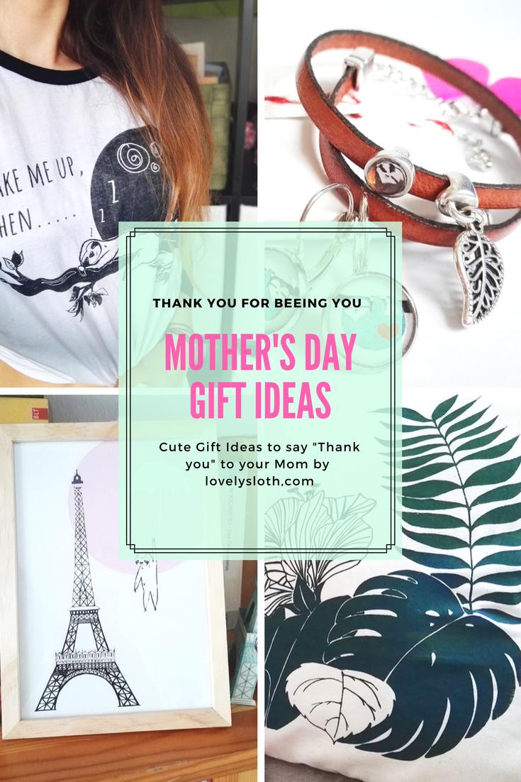 Die schönsten Ideen zum Muttertag :) Kleine Geschenke sind eine ...