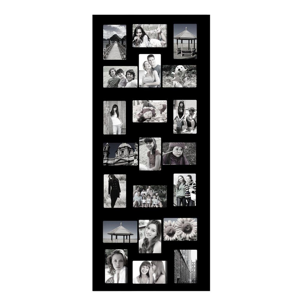 21-Opening Collage Picture Frame | Picture Frames | Pinterest