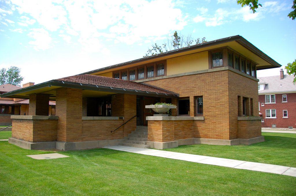 Frank Lloyd Wright's Barton House