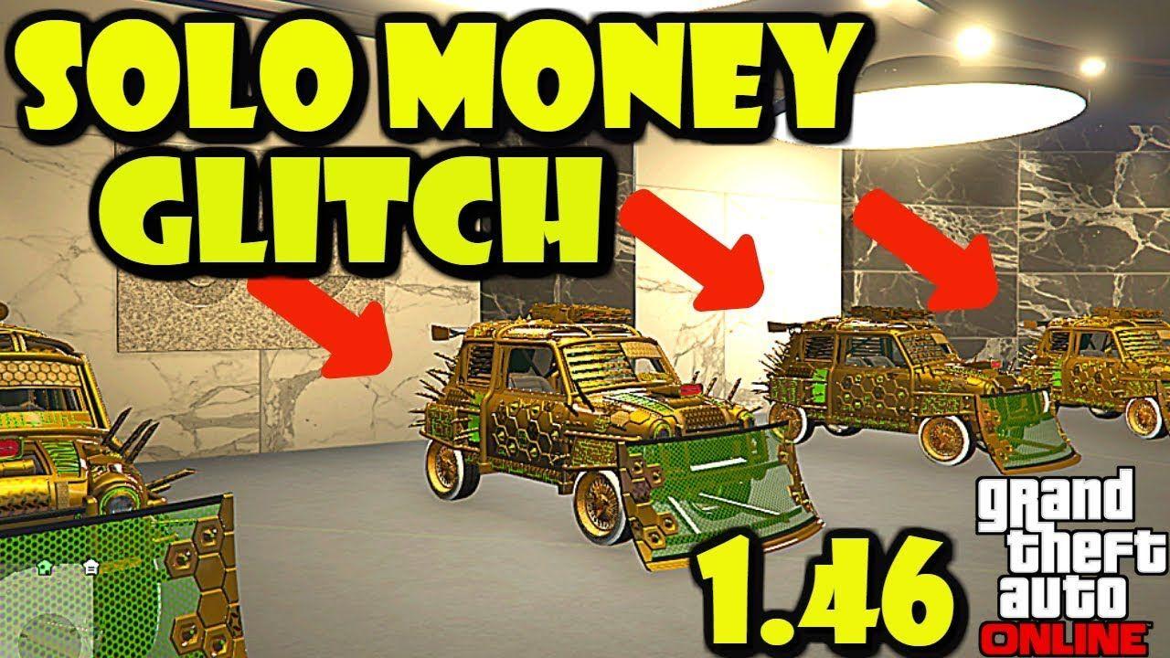 Money Glitch Gta 5 Online Xbox One Solo NEW GTA 5 SOLO MONEY GLITCH