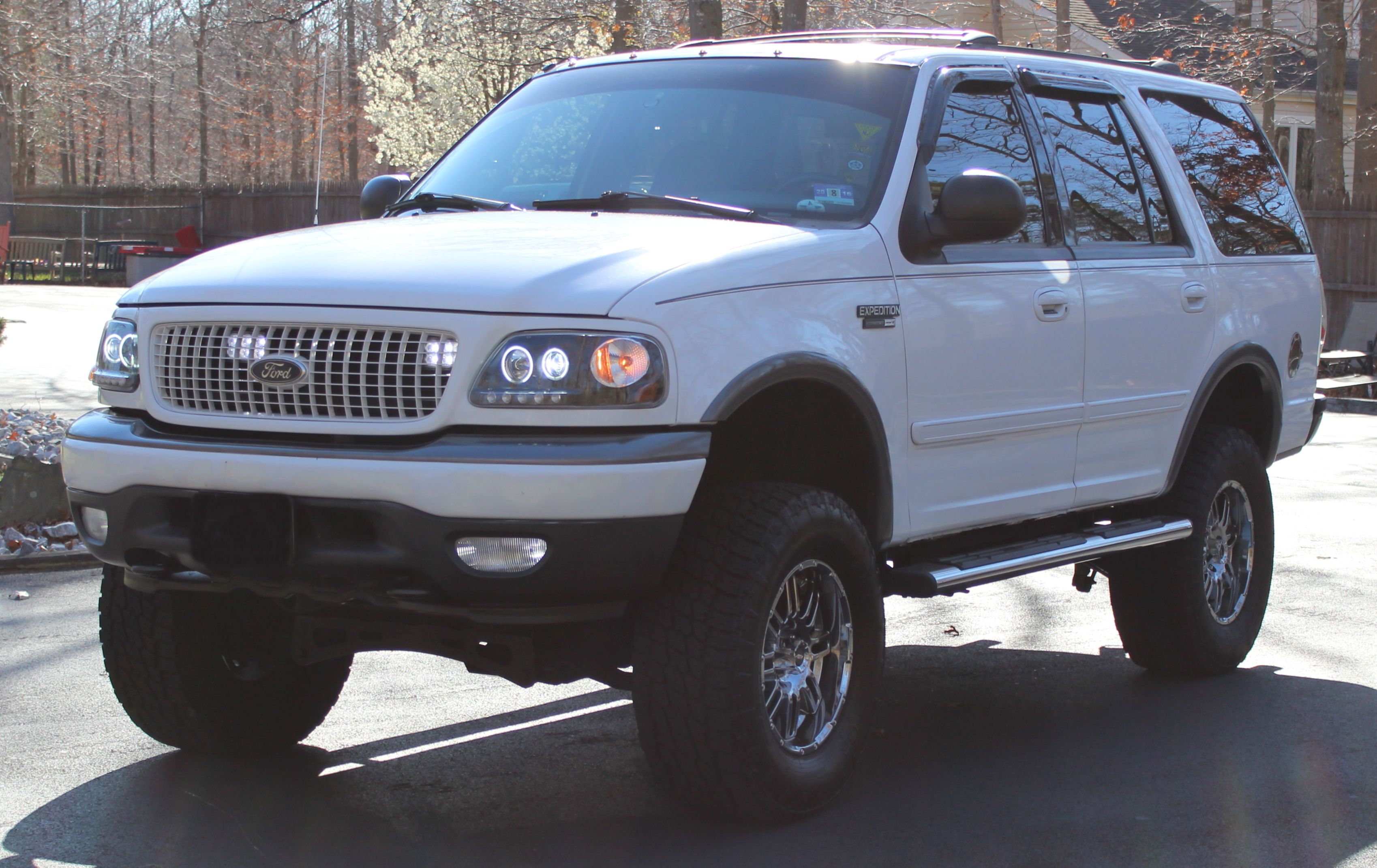 1999 expedition custom lincoln aviator lifted ford trucks ford excursion ford expedition  [ 3397 x 2142 Pixel ]