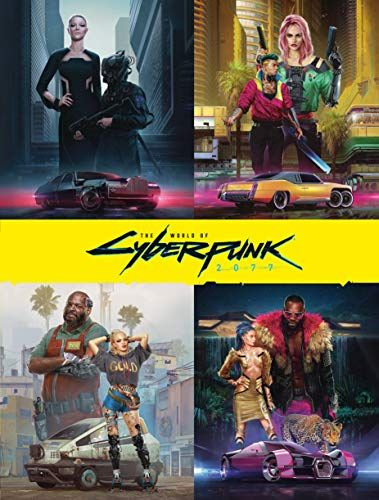 Download Pdf The World Of Cyberpunk 2077 Free Epub Mobi Ebooks In 2020 Cyberpunk 2077 Cyberpunk Dark Horse Comics