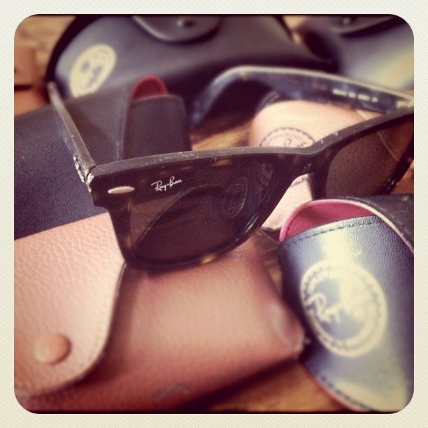Original Wayfarers by Ray Ban