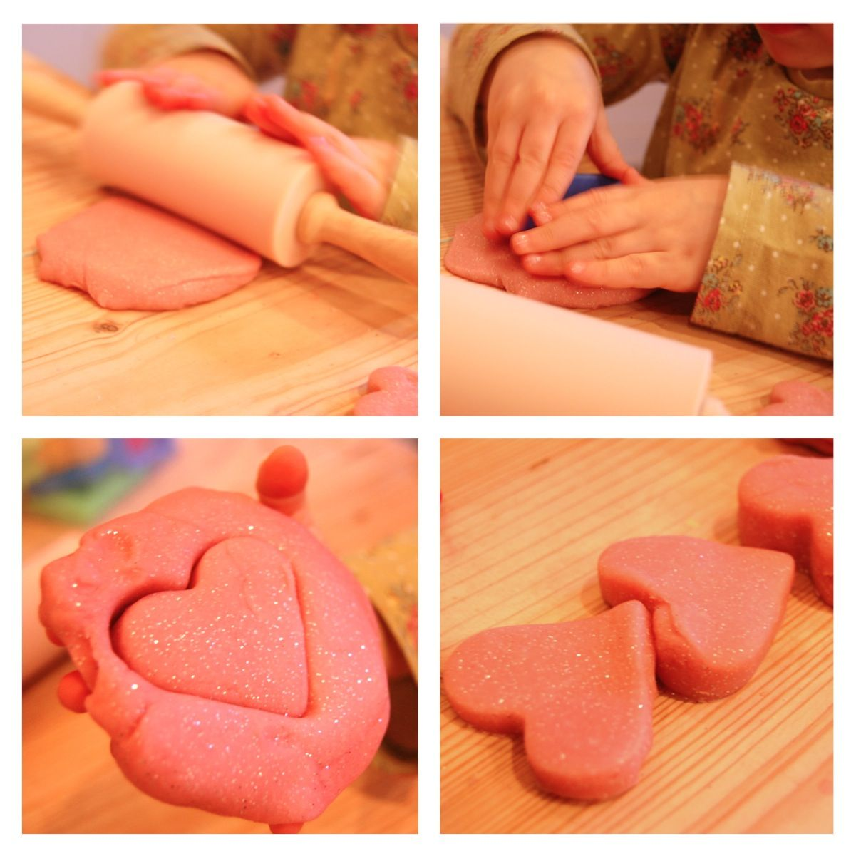 Sparkly Play Dough Recipe