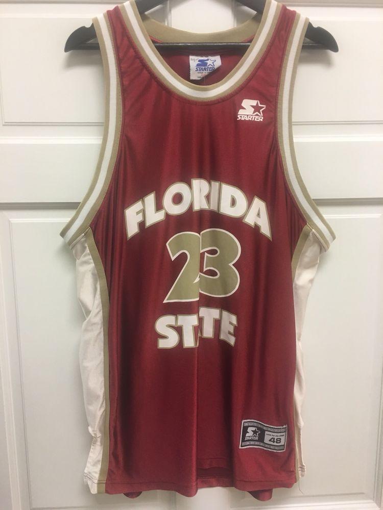 VINTAGE 90'S STARTER NCAA FLORIDA STATE SEMINOLES