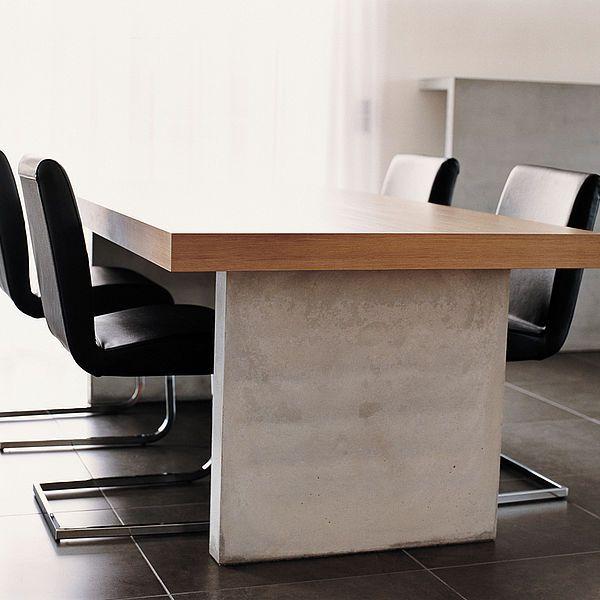 Esstisch - Concreto Tisch Pinterest Esstische und Tisch