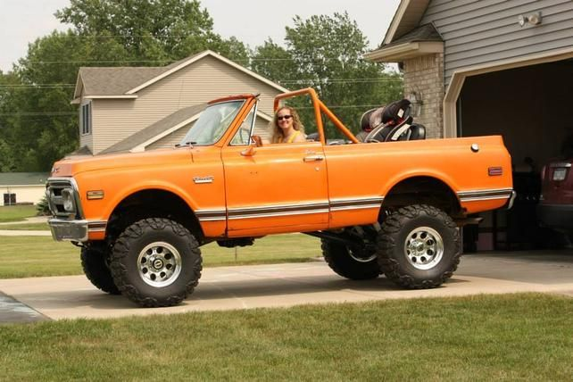 Hickey Roll Bar Chevy Gmc Suv Chevy Blazer K5