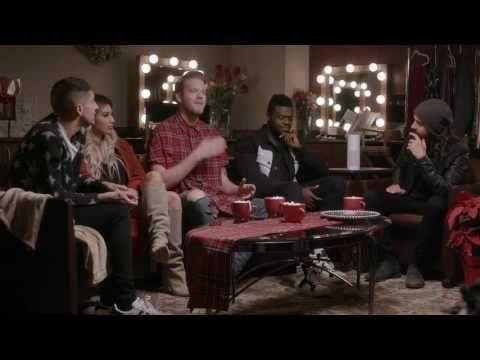 Pentatonix ask Alexa to play the most popular Pentatonix song