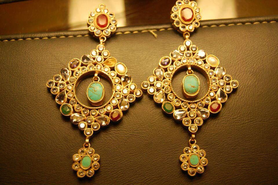 Gorjus earrings