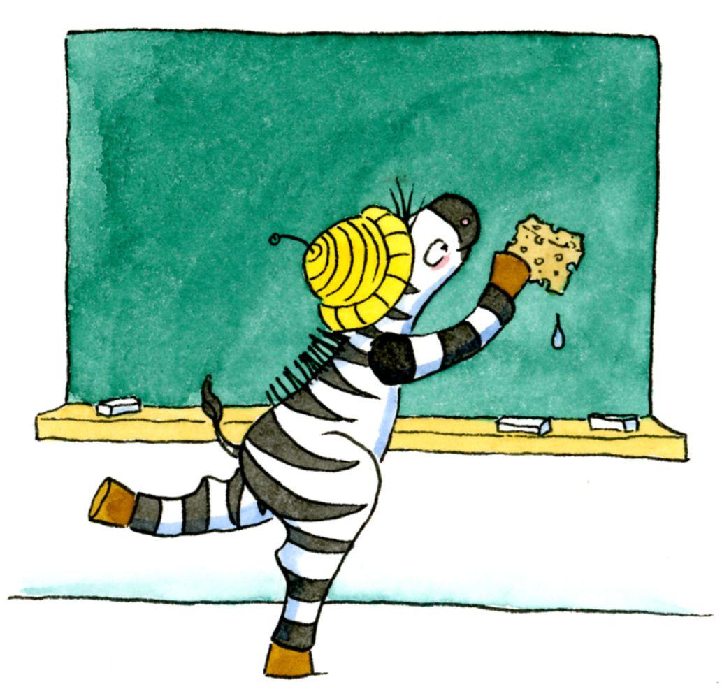 Photo of Klassendienste besser organisieren mit den Zebra – Dienstekärtchen