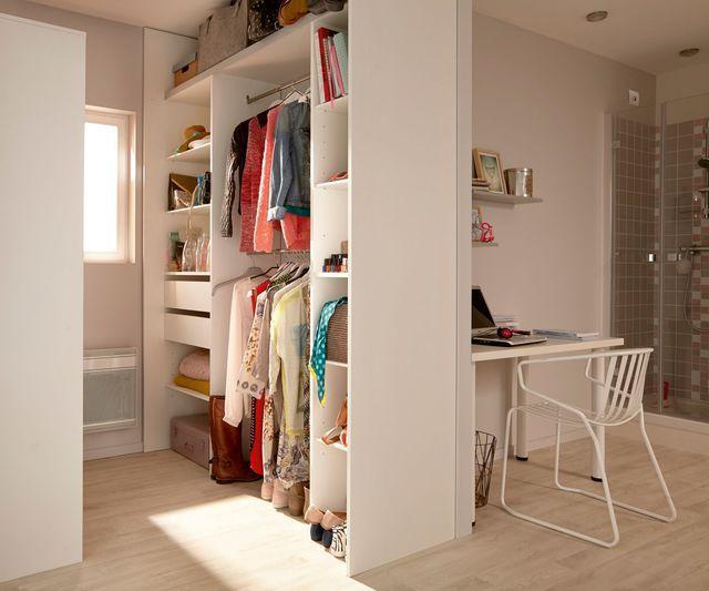 castorama dressing sur mesure good dressing amenagement. Black Bedroom Furniture Sets. Home Design Ideas